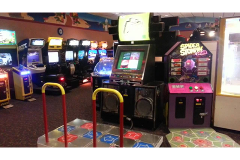 Video Game Arcade Tours - Namco's Time Out Arcade at ...