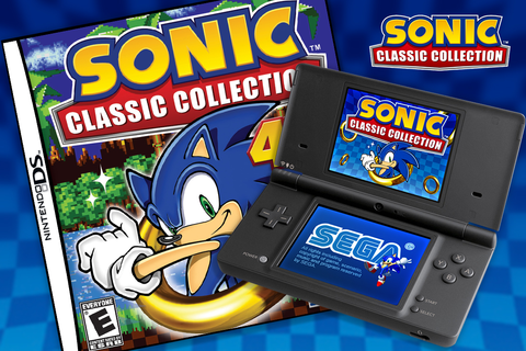 Portfolio Reveals Sonic Classic Collection Had More ...