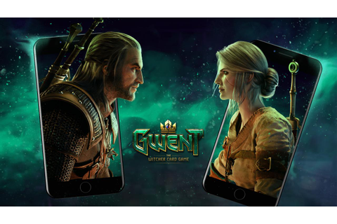 GWENT coming to smartphones - GWENT: The Witcher Card Game