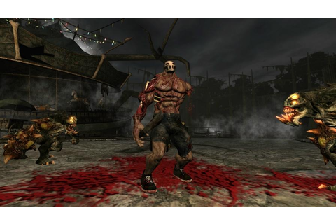 Splatterhouse (Bottlerocket) [X360/PS3 - Beta?] - Unseen64