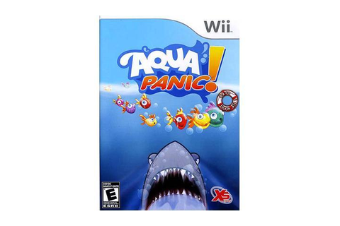 Aqua Panic! Wii Game-Newegg.com