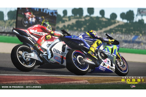 'Valentino Rossi - The Game' Preview