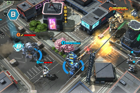Titanfall: Assault turns the shooter into a real-time ...