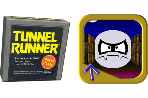 Tunnel Runner Redux by elPatrixF (@elPatrixF) on Game Jolt