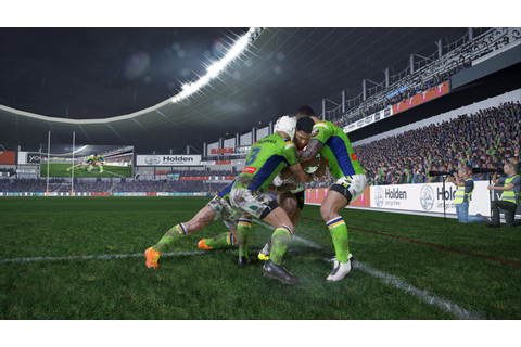 NRL Rugby League Game - Rugby League Live 4 | PS4 | Buy ...