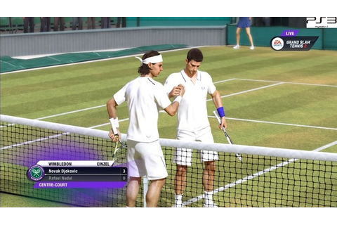 Grand Slam Tennis 2: Playstation 3 und Xbox 360 im ...