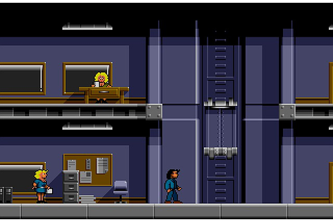 Indie Retro News: Lethal Weapon - Amiga action platformer ...