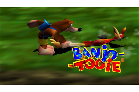 GAME REVIEW: Banjo Tooie - YouTube
