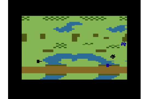 Armor Ambush for the Atari 2600 - YouTube