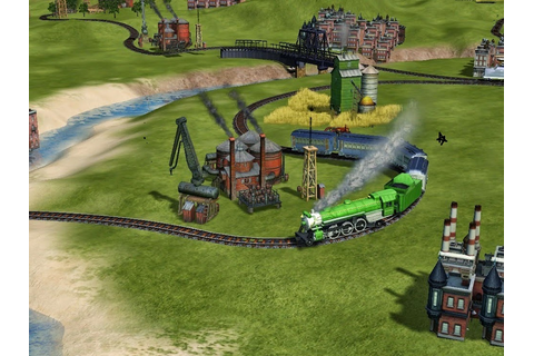Railroad Tycoon 3 Game | Free Download Full Version for PC