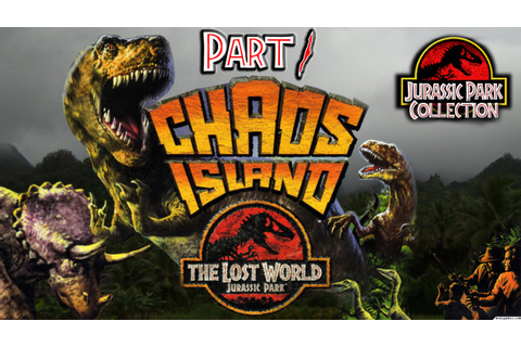Chaos Island: Jurassic Park - Part 1 - YouTube