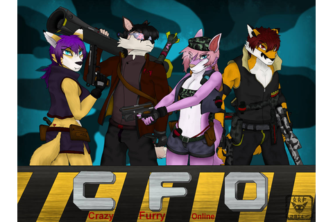 Crazy Furry Online... Game On! by RainRedfox on DeviantArt