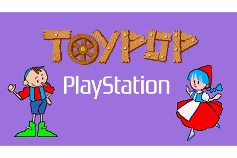 Toy Pop Gameplay (PS1) - YouTube