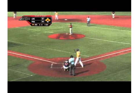 2012 MHSAA 4A Baseball Championship Game 1 - YouTube