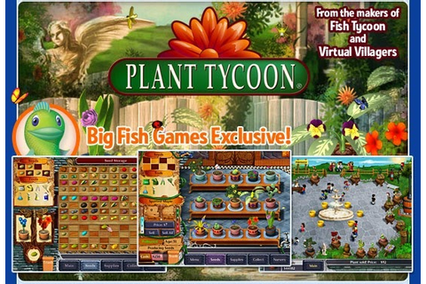 GAMES mania - pc games free download: Plant Tycoon free ...