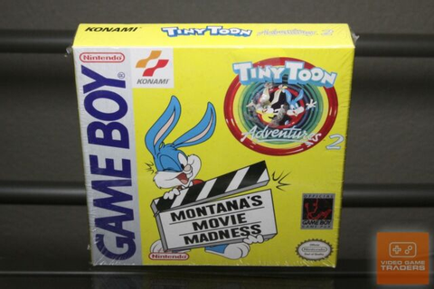 Tiny Toon Adventures 2: Montana's Movie Madness (Nintendo ...