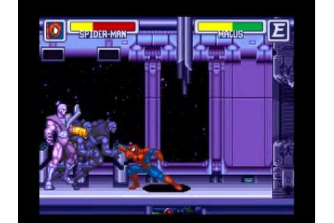 Marvel Super Heroes - War of the Gems (SNES) - YouTube