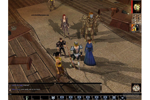 Neverwinter Nights Shadows of Undrentide Pc Game Download ...