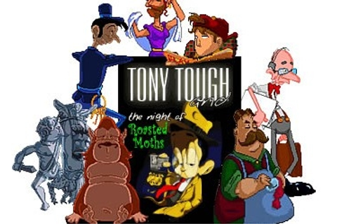 Tony Tough and the Night of Roasted Moths - дата выхода ...