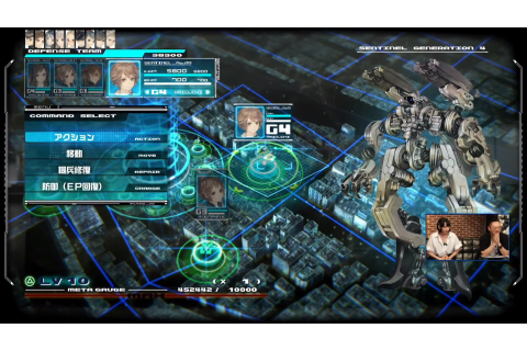 13 Sentinels: Aegis Rim Live Gameplay Explains Battle ...