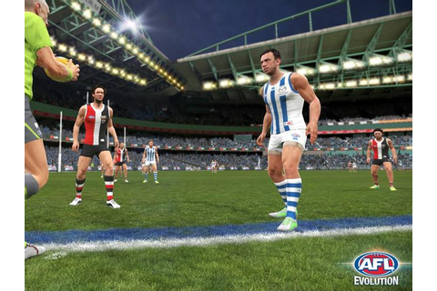 AFL Evolution screenshots, release date, price, features ...