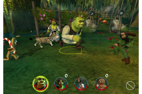 Free Download Shrek 2 Game For PC Full Ripped And Cracked ...
