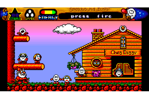 Spellbound Dizzy : The Company - Classic Amiga Games