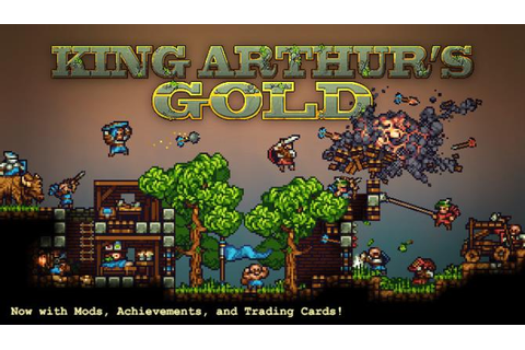 King Arthur's Gold Free Download (Build 2885) « IGGGAMES