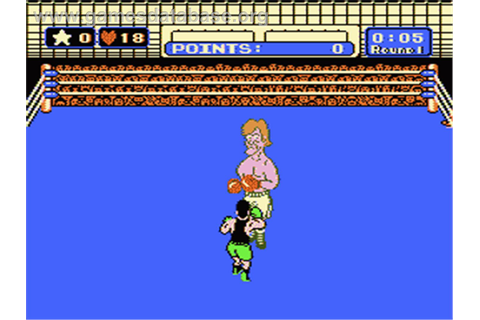 Mike Tyson's Punch-Out!! - Nintendo NES - Games Database
