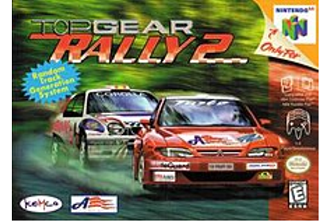 Top Gear Rally 2 - Wikipedia
