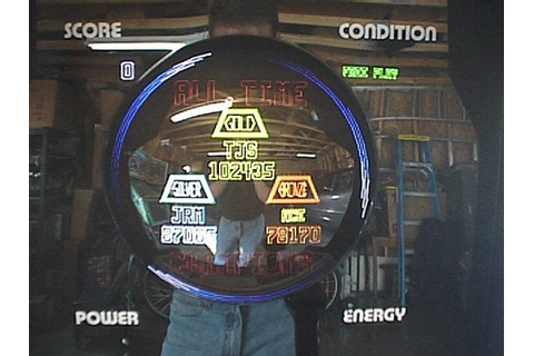 [Aztarac Video Arcade Game]