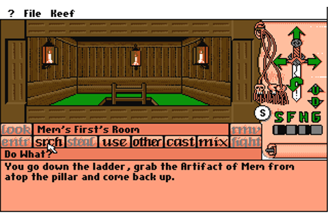 The CRPG Addict: Keef the Thief: Won! (with Final Rating)