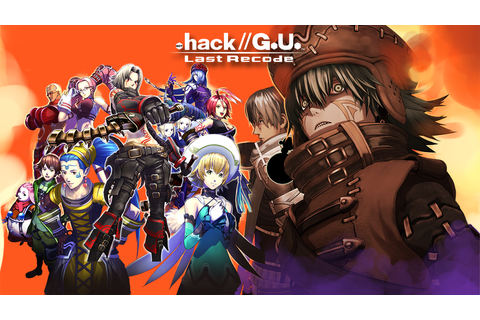 .hack//G.U.™ Last Recode Game | PS4 - PlayStation