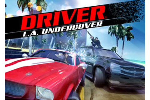 Driver L.A.Undercover - java game for mobile. Driver L.A ...