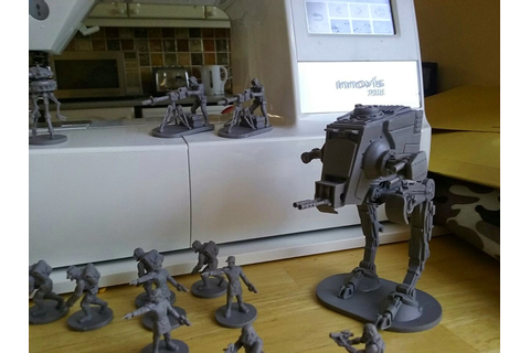 Imperial Assualt: So many models (in a good way ...