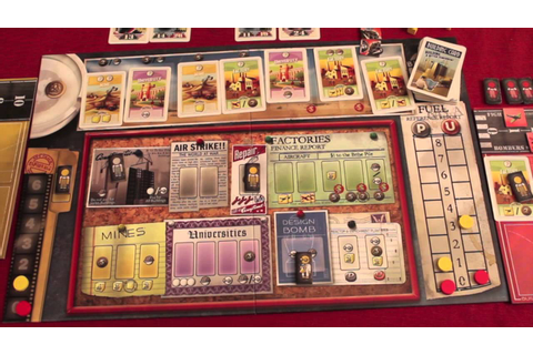 Manhattan Project Review - with the Game Boy Geek - YouTube