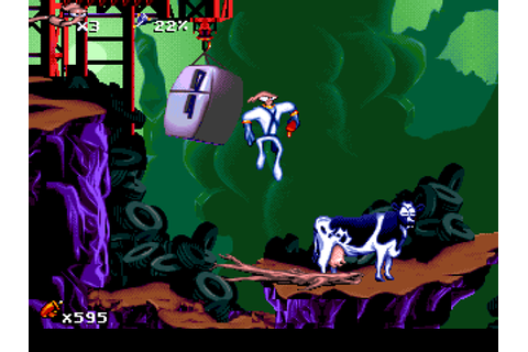 Earthworm Jim Game - Free Download Full Version For PC