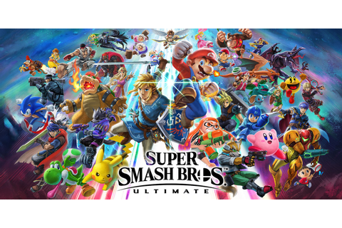 Super Smash Bros. Ultimate | Nintendo Switch | Games ...