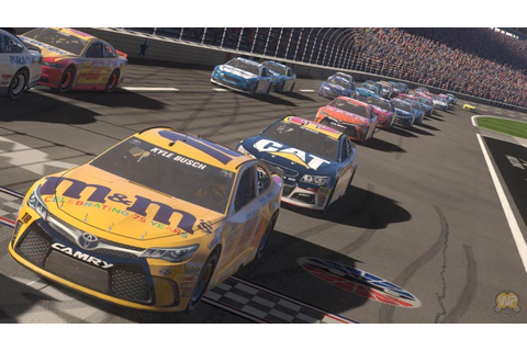 NASCAR Heat 2 Gets First Gameplay Trailer -- Sports Gamers ...