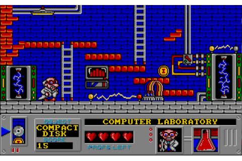 ... Mad Professor Mariarti, Lemmings, Chuck Rock and other Amiga games on