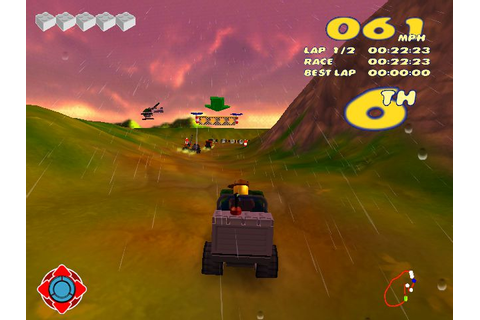 LEGO Racers 2 Download - Old Games Download