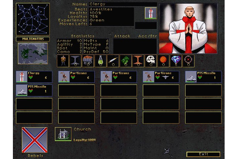 Download Emperor of the Fading Suns strategy for Windows ...