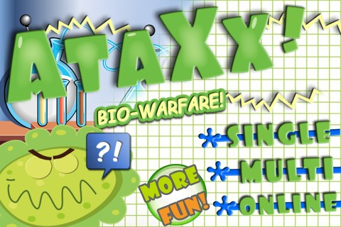 Ataxx Biowarefare Board Game (IOS Native xCode) - Stranger ...