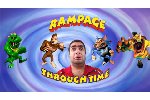 Seu Lima Analisa 16 - Rampage Through Time (PS1) - YouTube