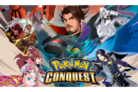 Graduated Gamer: Graduated Gamer Reviews Pokémon Conquest