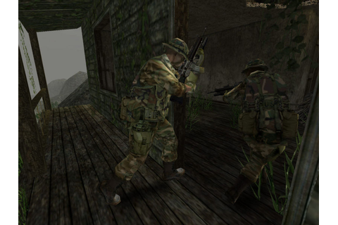 Tom Clancy's Ghost Recon: Island Thunder (2002 ...