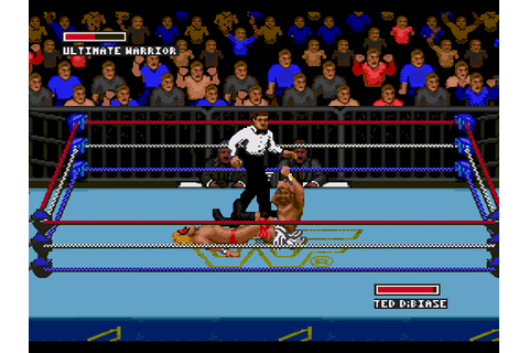 WWF Super Wrestlemania Download Game | GameFabrique