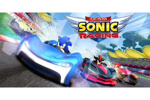 Team Sonic Racing™ | Nintendo Switch | Jeux | Nintendo