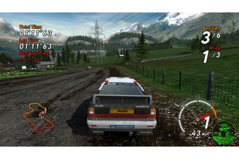 SEGA Rally Revo Screenshots, Pictures, Wallpapers - PC - IGN