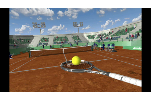 Save Dream Match Tennis VR Wallpapers - Read games review ...